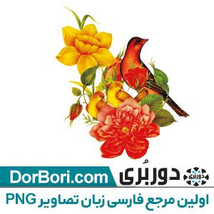 گل و مرغ-۰۰۱