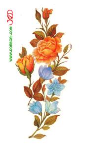 گل و مرغ اسلیمی