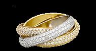 حلقه طلا -۰۰۸