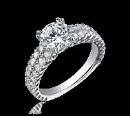 حلقه نقره -۰۱۵