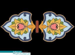 نقش گل اسلیمی